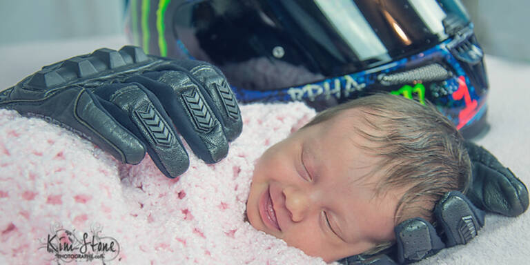 Dieses Baby-Foto geht um die Welt