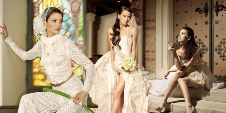 Die schönsten Brautmoden-Trends 2011