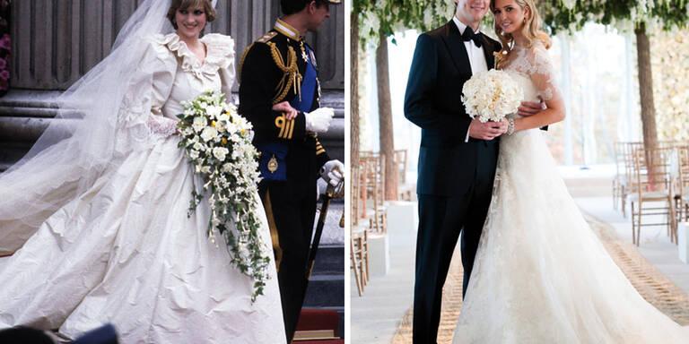 Die luxuriösesten Brautkleider aller Zeiten