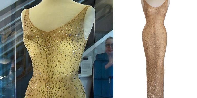 Warum kostete dieses Kleid 4,8 Mio Dollar?