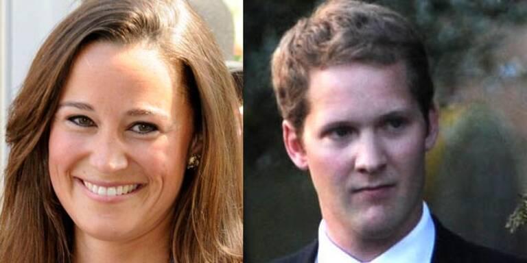 Pippa Middleton: Mit dem Ex auf Urlaub