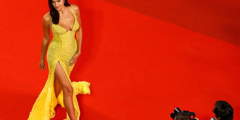 Der heißeste After-Baby-Body am roten Teppich von Cannes