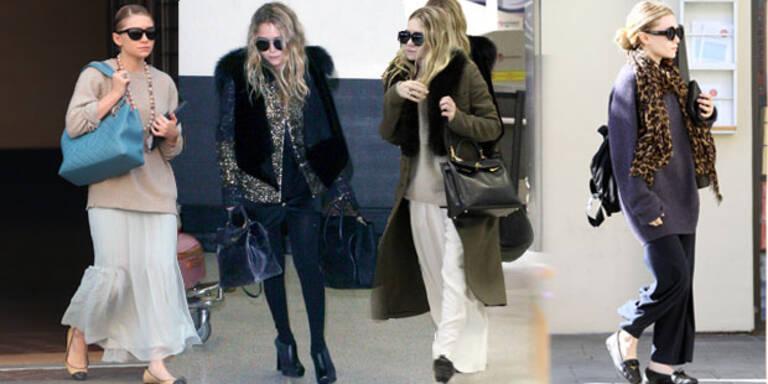 Olsen-Zwillinge erklären ihren Oma-Look
