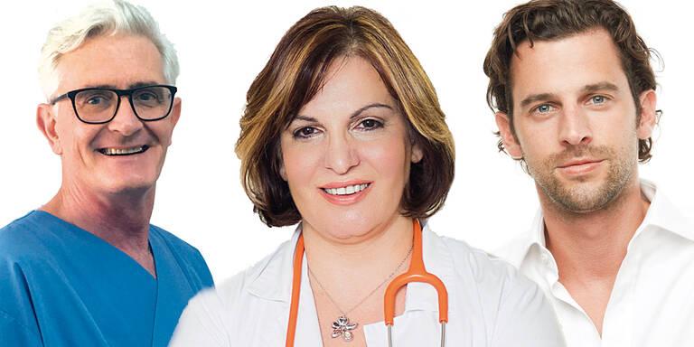 Österreichs beliebteste Top-Ärzte