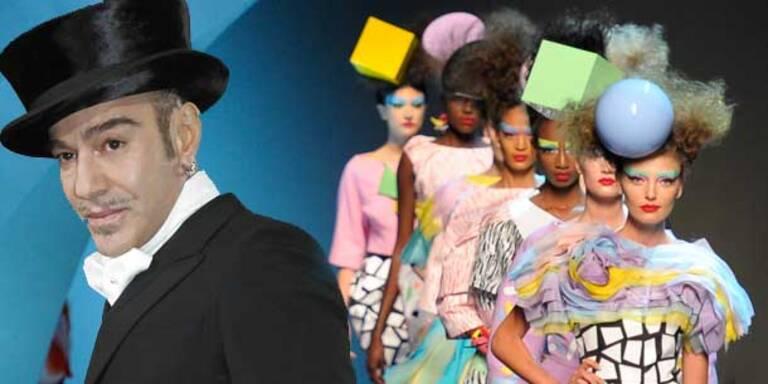 Erste Dior-Show ohne John Galliano