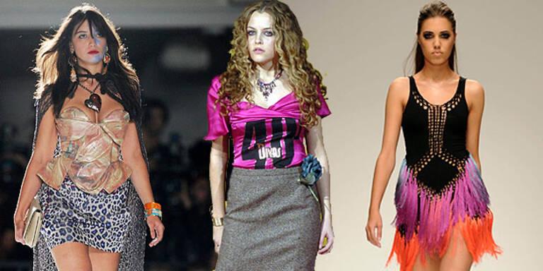 Von der Rockstar-Tochter zum Model