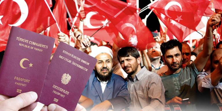 Ausgebürgerte Türken dürfen in Österreich arbeiten