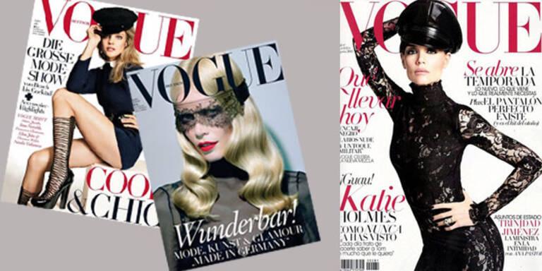 Vogue setzt Domina-Trend