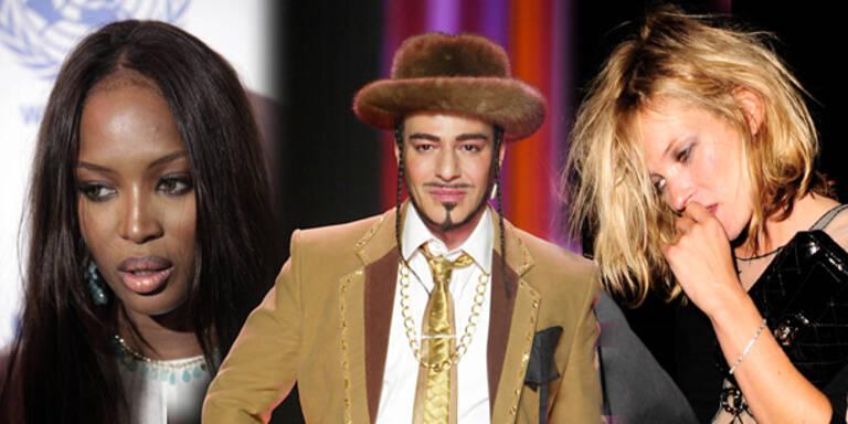 Die schlimmsten Skandale der Modeszene