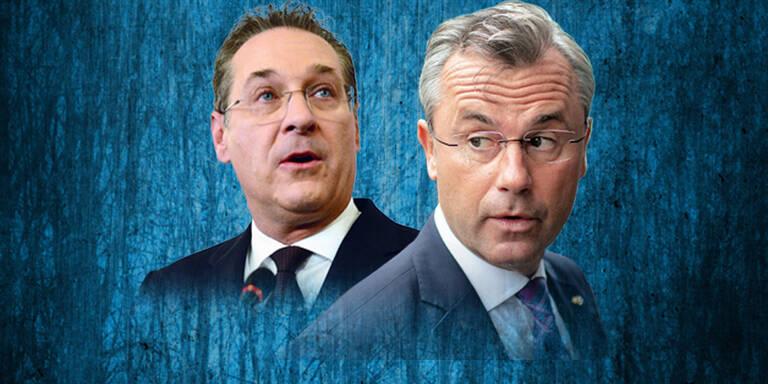 Hofer gegen Strache: Duell eskaliert