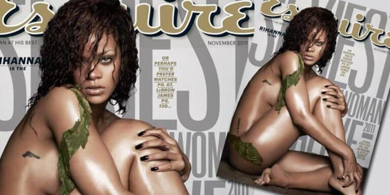 "Rihanna ist ""Sexiest Woman Alive"""