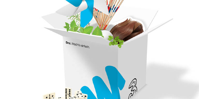 Entertainment-Box gegen den Lagerkoller