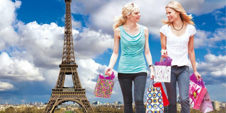 Weekend für zwei in Paris zu gewinnen!