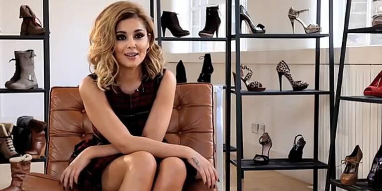 Cheryl Cole bringt Schuhkollektion raus