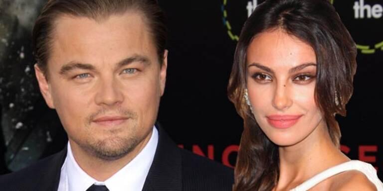 Leonardo DiCaprio turtelt mit Ramazzottis Ex