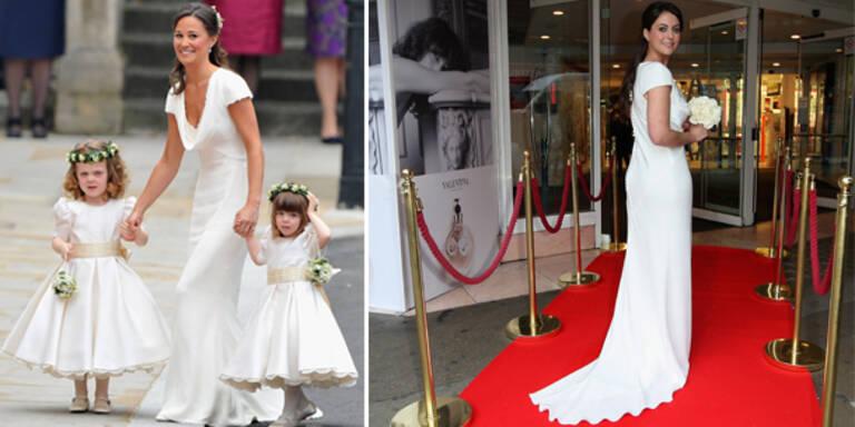 Pippa-Kleid zum Nachshoppen um 190 Euro