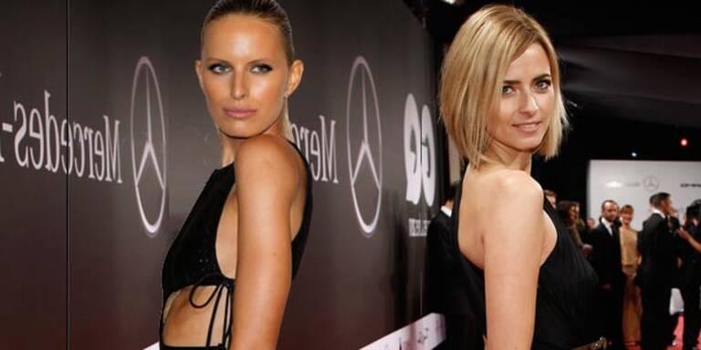 Kurkova geht mit Padberg auf Modelsuche