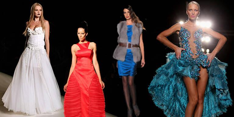 Talentierte Designer auf der Greek Fashion Week