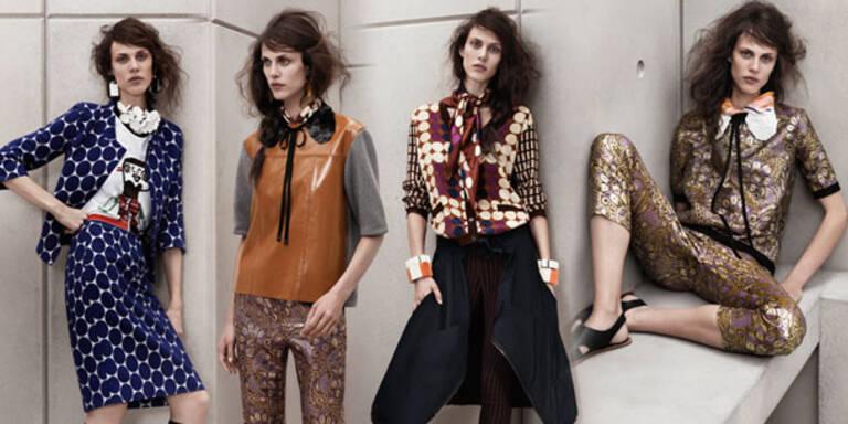Neue Designer-Kollektion bei H&M