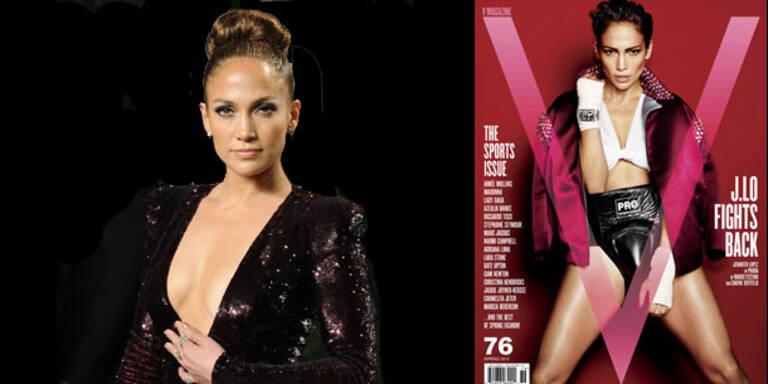 Jennifer Lopez als Box Champ