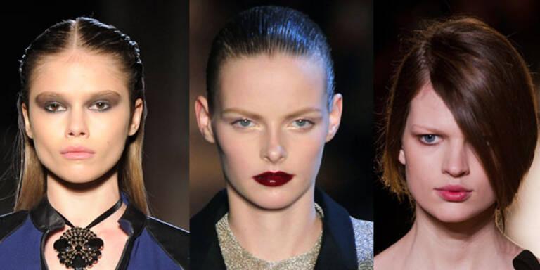Haartrends, frisch vom Pariser Catwalk