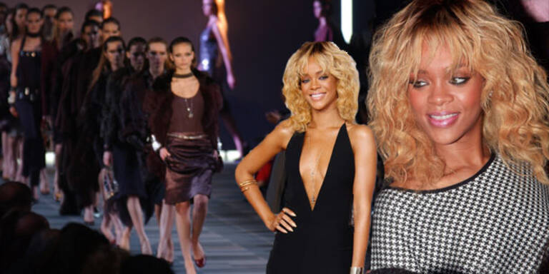 Rihanna will Designerin werden