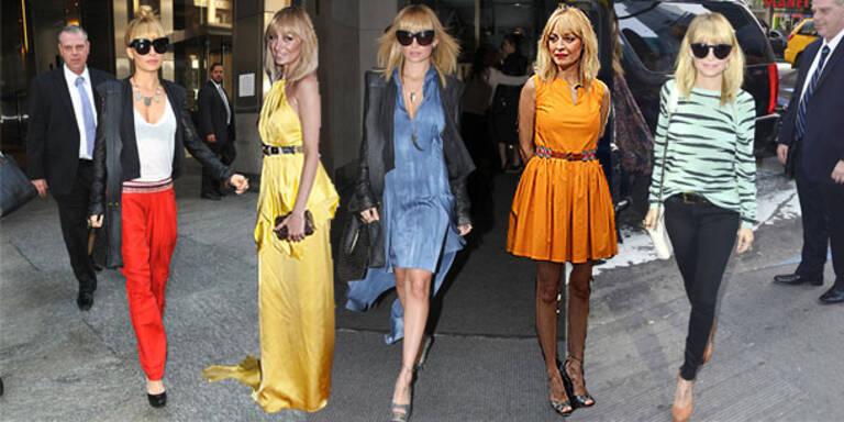 Nicole Richies Top-Modewoche