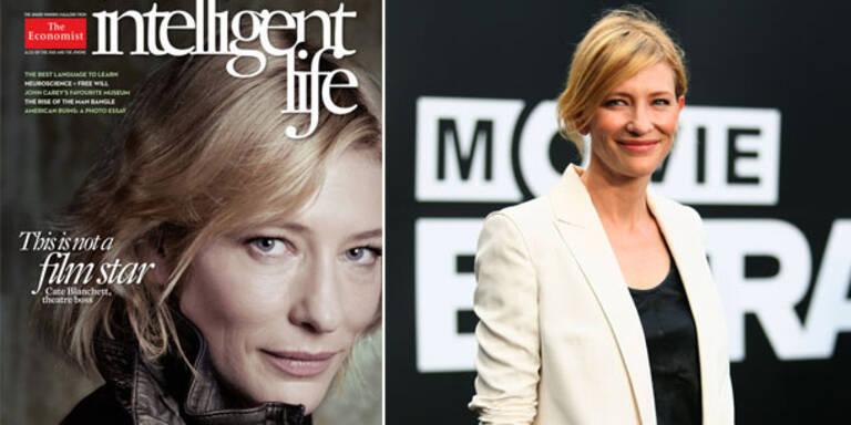 Cate Blanchett zeigt sich ohne Retusche