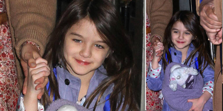 Schönheitswahn: Roter Lippenstift mit 5 Jahren
