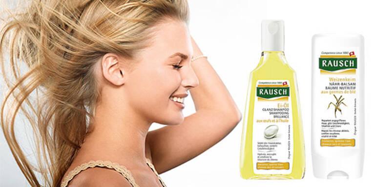 Ei-Haarpflege für Ihr Osterkörbchen!