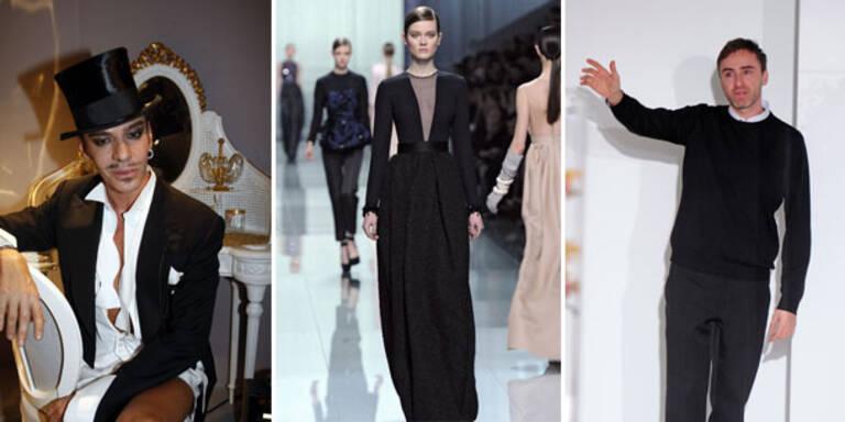 Dior holt sich Designer Raf Simons