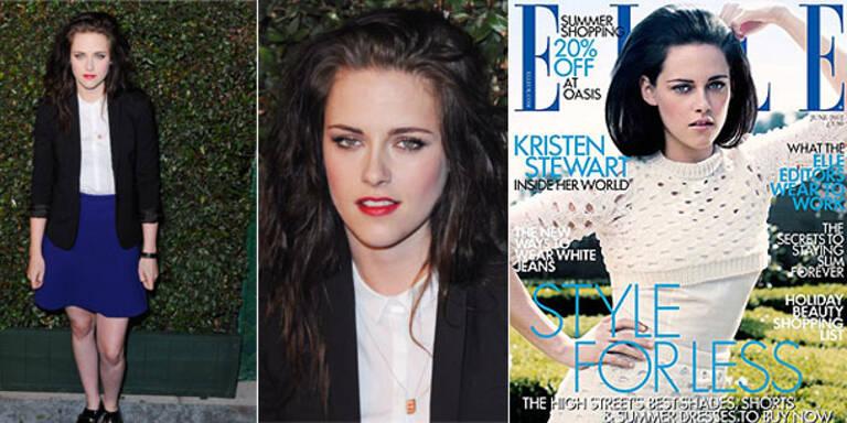 Kristen Stewart vom Goth zur 60's-Queen