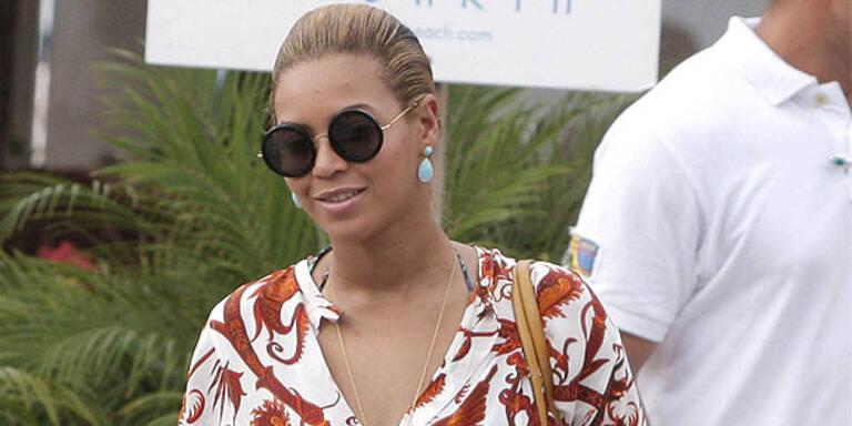 Beyoncés Beauty-Programm vor der Entbindung