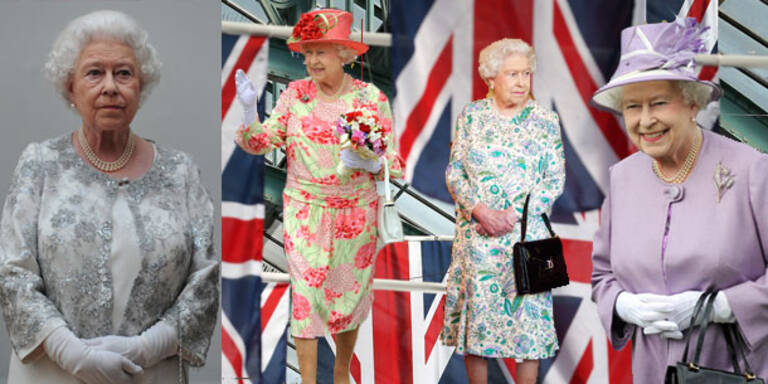 Die Queen - die Königin des Pastell-Looks