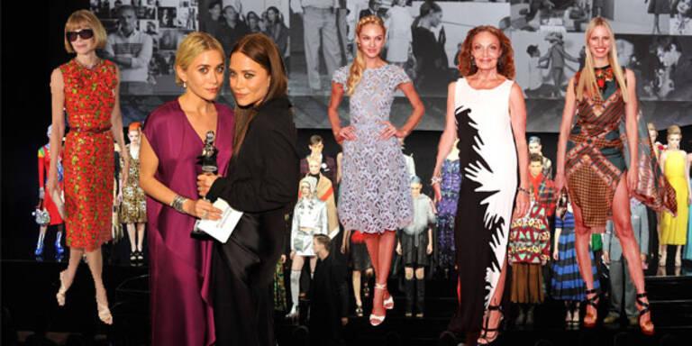 Der Mode-Oscar geht an die Olsen-Zwillinge