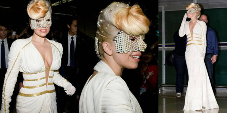 Lady Gaga bekommt 2. Vogue-Cover