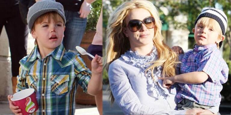 So süß ist Britneys Schlank-Geheimnis