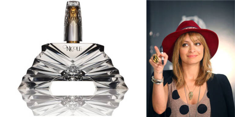 Nicole Richies Parfum-Debut im Herbst