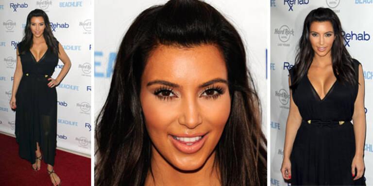 """Kim Kardashian: """"Ich habe alles gelasert"""""""