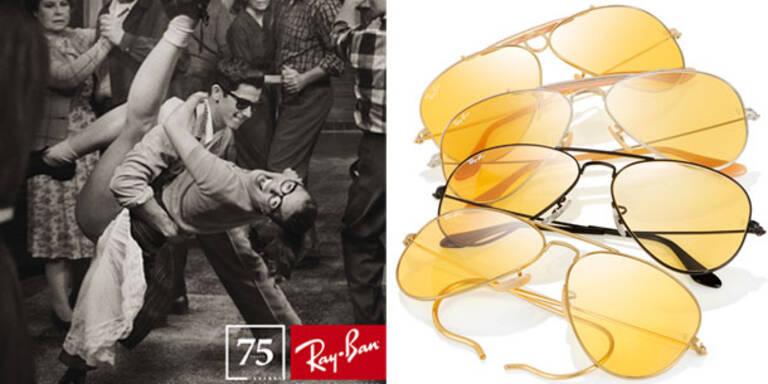 Ray Ban: 75. Geburtstag mit eigener Kollektion