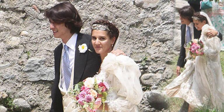 Margherita Missonis märchenhafte Gypsy-Hochzeit