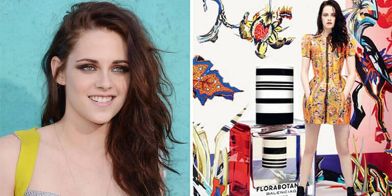 Kristen Stewart wird neues Balenciaga-Gesicht