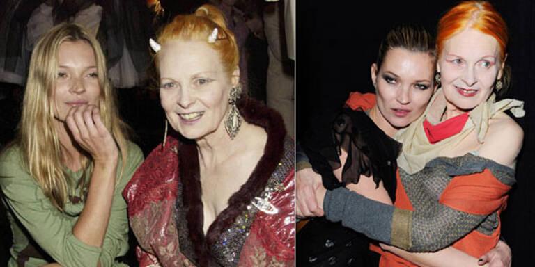 """Kate Moss versteht Style"""