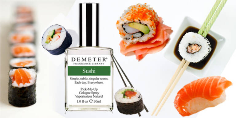Das erste Sushi-Parfum ist da!