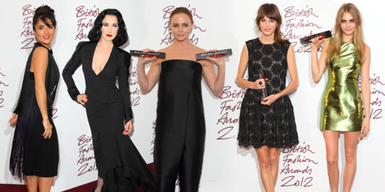 Stella McCartney räumt Designer-Preis ab