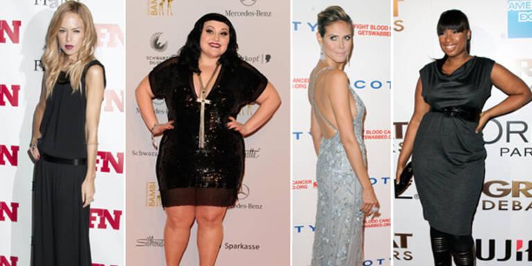 Frauen beurteilen Frauen nach ihrer Figur