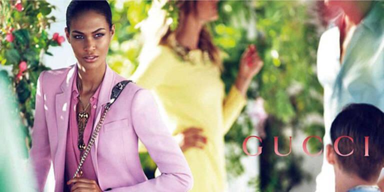 Gucci spielt 'Finde den Fehler'