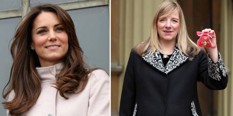 Kate bald in McQueen Mode zu sehen?