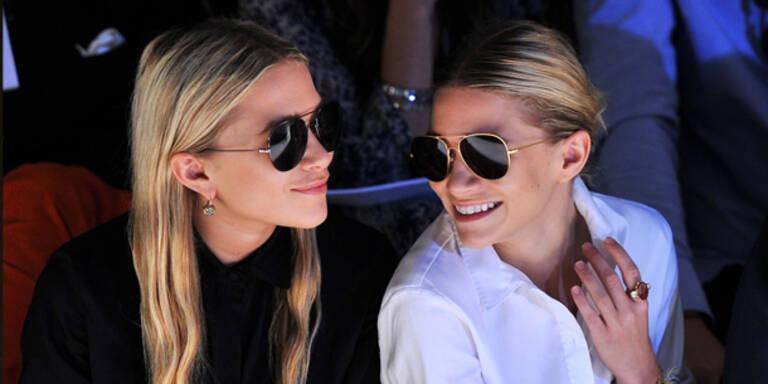 Olsen-Twins sind erfolgreichste Jungdesigner