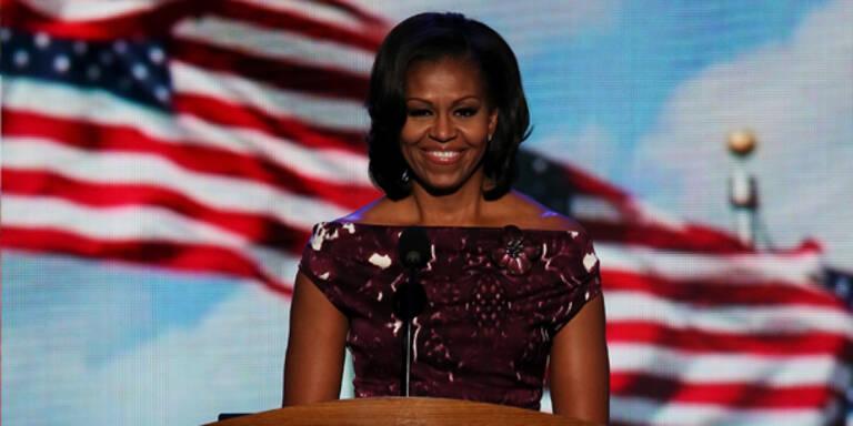 Michelle Obama ist bestgekleidete Frau